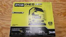 "Ryobi PBLJS01B One HP 18v Brushless Cordless Jig Saw ""TOOL ONLY"""