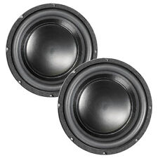 """Pair Eminence Speaker LAB 12 12"""" Professional Subwoofer 6 ohm 89.2dB Replacemnt"""