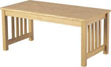More than 200cm Height Wood Veneer Living Room Coffee Tables