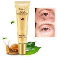 Snail eye cream moisturizer Whitening Moisturizing  Anti-wrinkle Anti-Puffiness;