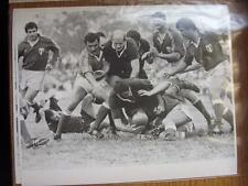 14/06/1981 French Rugby Union Tour Of Australia - Queensland v France in Brisban