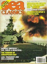 Sea Classics Magazine May 91 Australia Umpire Desert Storm Nordic Empress