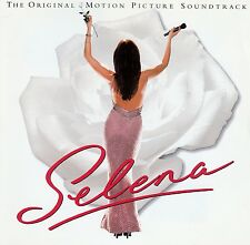 SELENA - THE ORIGINAL MOTION PICTURE SOUNDTRACK / CD - NEUWERTIG