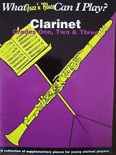 Che cosa JAZZ & BLUES posso giocare? Clarinetto GD. 1, 2 & 3 PUB. IMP