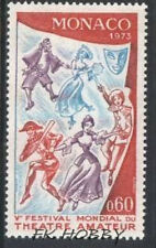 Monaco 1973 Mi 1083 ** Festiwal Dance Music