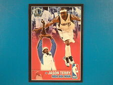 2009-10 Panini NBA Basketball n.383 Jason Terry Dallas Mavericks 6th Man