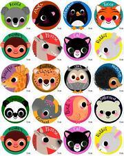 Cupcake Topper ZOO ANIMALS Rice, Icing sheet 919