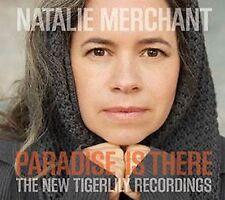 Natalie Merchant - Paradise is There - New 2xVinyl LP + MP3