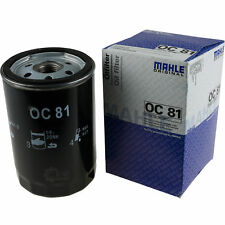 Original MAHLE Ölfilter OC 81 Oil Filter