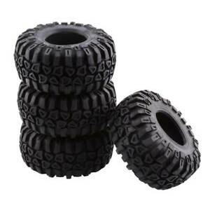 R/C 2.2 inch Crawler Tires w/Sponge 60*125mm 4PCS For RC4WD Rock Climbing Truck