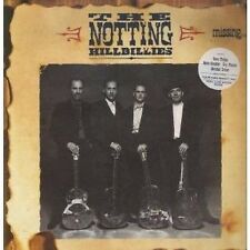 NOTTING HILLBILLIES Missing Presumed Having A Good Time 1990 UK Vinyl LP Record