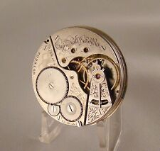 122 YEARS OLD RUNS STRONG MOVEMENT DIAL ELGIN 15j OPEN FACE 16s POCKET WATCH