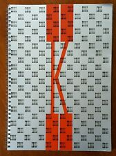 Knoll Furniture catalog 1950 Herbert Matter Mies Van Der Rohe Nakashima Noguchi