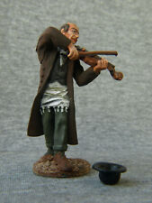 Jewish musician Shcherbakov Souvenir painting tin soldiers SCALE 1/32 54 mm