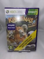 Kinectimals: Now With Bears (Microsoft Xbox 360, 2011) Brand New Sealed Game
