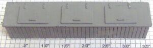 Lionel 2420-8DG Dark Grey Tool Box