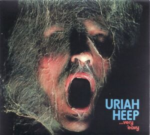 Uriah Heep - Very 'Eavy, Very 'Umble - New Digipak 2CD Expanded Edition