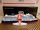 Celebrity EDGE Cruise Ship Model - New In Box