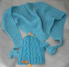WOMEN'S Alpaca hatSet made by hand from extremely warm and nice alpaca
