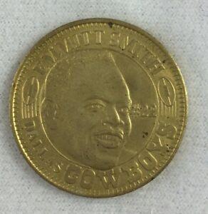 NFL 1996 Emmitt Smith, Dallas Cowboys Pinnacle Brass Coin