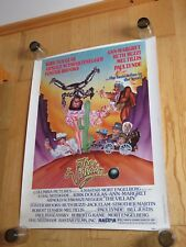 The Villain Movie Poster Lobby Theatre Heavy Stock Rolled 790113 (P191)