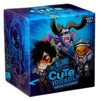 Blizzard Cute But Deadly Series 2 Random Figure Vinyl Toy Blind Box Sealed