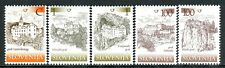 519 - SLOVENIA 2005 - Definitive Stamps - Old Towns - MNH Set