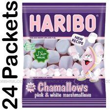 24x Haribo Marshmallows Halal Sweets 70g Box of 24 Discount for More Than 1 Box