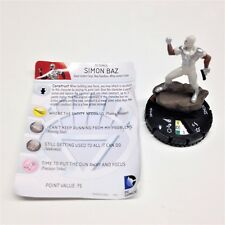 Heroclix Monthly OP Kit Simon Baz #D16-003 Limited Edition figure w/card