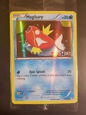 Pokemon Cards: Toys R' Us Generations Promo Magikarp 22/83 Sealed