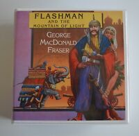 Flashman and the Mountain of Light: George MacDonald Fraser - Audiobook - 11CDS