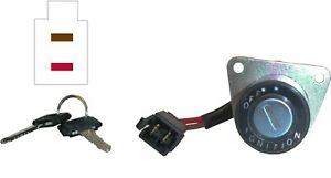 738375 Ignition Switch for Yamaha SR125 1982-1996 (2 wires, see desc) 594330H