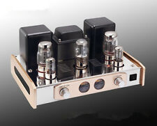 Hi-End KT88 Valve Tube Amplifier Stereo Single-Ended HiFi Audio Power Amp 18W×2