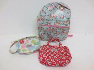 Cath Kids Backpack Handbag and Crossbody Bag Bundle C10