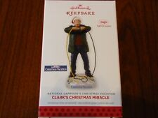 Hallmark Ornament Clark's Christmas Miracle National Lampoon's Vacation New