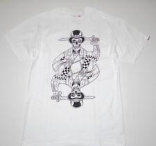 New Vans Mens Double Down Classic Cotton Tee Shirt Tshirt