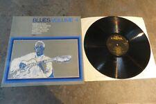 The Blues Volume 4 Muddy Waters UK 1st Chess B/G MONO CRL 4003 Blues 1965 LP