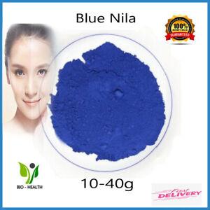 10-40g of Moroccan Blue Nila powder ⭐ Bio & Original Nila for skin & Body care ⭐