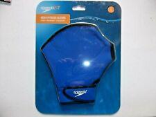 Speedo Aqua Fitness Gloves small Royal Blue
