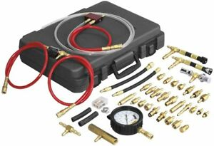 OTC 6550 Master Fuel Injection Kit Including GM TBI, Ford, Chrysler, & Jeep New
