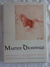 """Master Drawings from the Collection of the Budapest Museum of Fine Arts"" 1957"