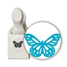 Martha Stewart  Monarch double Butterfly  hand lever Punch 42-30002