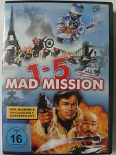 Mad Mission 1 - 5 Directors Cut - Eastern Action Comedy - Hongkong James Bond