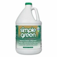 Simple Green All-Purpose Industrial Cleaner Degreaser, 1 Gallon (SMP13005EA)