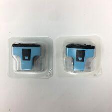 2 New Sealed Genuine HP 02 Light Cyan Ink Cartridge C8774W