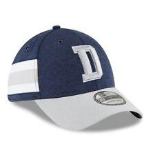 Dallas Cowboys New Era 2018 NFL Sideline Home Official 39THIRTY Flex Hat S/M $32