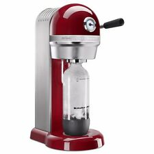 Soda Maker Sparkling Water Machine Beverage Kitchen Appliance KitchenAid Red NEW