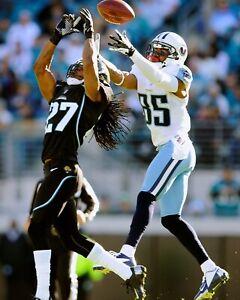 RASHEAN MATHIS 8X10 PHOTO JACKSONVILLE JAGUARS PICTURE NFL FOOTBALL VS TITANS