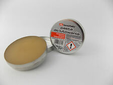 New  flux soldering paste in the 20g tin for electronics SMD plumbing DIY UK Sel
