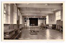 Foto Ak Scheersberg Angeln, Haus der Jugend, Festsaal und Turnhalle
